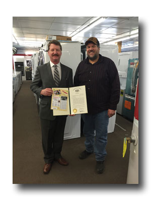 AK Nahas Appliances U0026 Furniture In Beaver Recently Celebrated 100 Years Of  Business In Beaver County. Pictured: Dan Nahas, President. Congratulations!